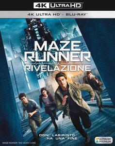 Maze Runner. La Rivelazione (Blu-ray + Blu-ray 4K Ultra HD) di Wes Ball - 2