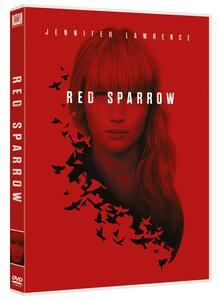 Red Sparrow (DVD) di Francis Lawrence - DVD