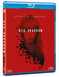 Red Sparrow (Blu-ray) di Francis Lawrence - Blu-ray