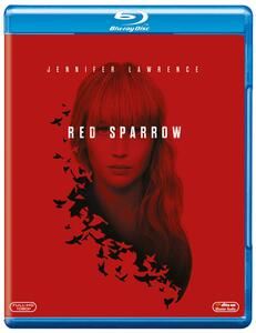 Red Sparrow (Blu-ray) di Francis Lawrence - Blu-ray - 2