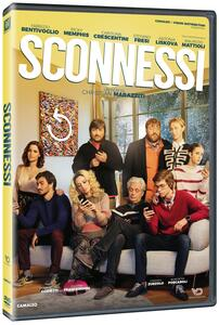 Sconnessi (DVD) di Christian Marazziti - DVD