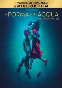 La forma dell'acqua. The Shape of Water (DVD) di Guillermo Del Toro - DVD - 2