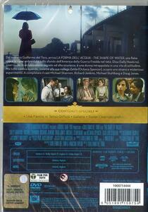 La forma dell'acqua. The Shape of Water (DVD) di Guillermo Del Toro - DVD - 3