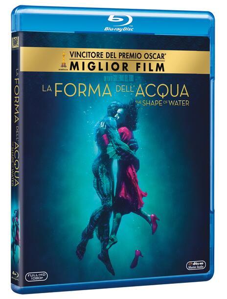 La forma dell'acqua. The Shape of Water (Blu-ray) di Guillermo Del Toro - Blu-ray