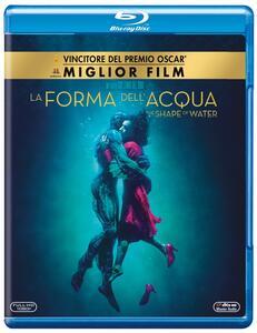 La forma dell'acqua. The Shape of Water (Blu-ray) di Guillermo Del Toro - Blu-ray - 2