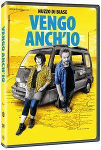 Vengo anch'io (DVD) di Corrado Nuzzo,Maria Di Biase - DVD