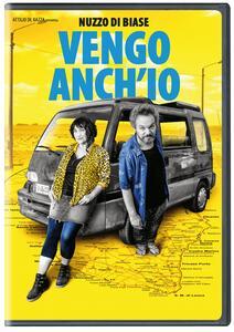 Vengo anch'io (DVD) di Corrado Nuzzo,Maria Di Biase - DVD - 2