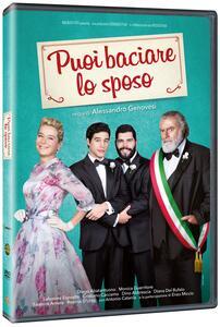 Puoi baciare lo sposo (DVD) di Alessandro Genovesi - DVD