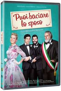 Cover Dvd Puoi baciare lo sposo (DVD)