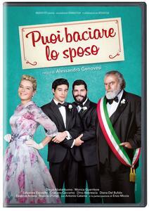 Puoi baciare lo sposo (DVD) di Alessandro Genovesi - DVD - 2