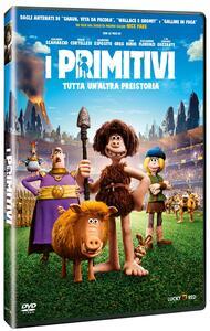I primitivi. Tutta un'altra preistoria (DVD) di Nick Park - DVD