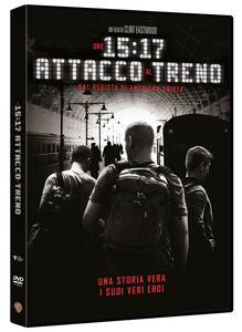 15:17 Attacco al treno (DVD) di Clint Eastwood - DVD