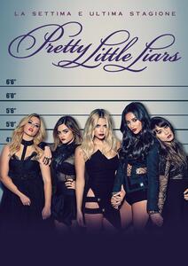 Pretty Little Liars stagione7. Serie TV ita (4 DVD) di Norman Buckley,Chad Lowe,Ron Lagomarsino - DVD - 2