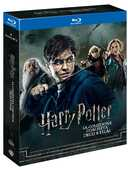 Film Harry Potter Collezione completa (8 Blu-ray) Chris Columbus Alfonso Cuaron Mike Newell David Yates