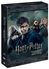 Film Harry Potter Collezione completa (8 DVD) Chris Columbus Alfonso Cuaron Mike Newell David Yates