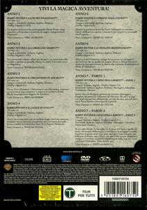 Harry Potter Collezione completa (8 DVD) di Chris Columbus,Alfonso Cuaron,Mike Newell,David Yates - 2