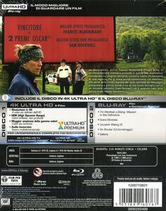 Tre manifesti a Ebbing, Missouri (Blu-ray + Blu-ray 4K Ultra HD) di Martin McDonagh - Blu-ray + Blu-ray Ultra HD 4K - 2
