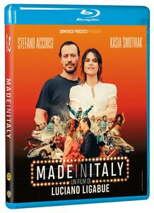 Film Made in Italy (Blu-ray) Luciano Ligabue