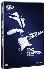 Film Eric Clapton. Life in 12 Bars (DVD)