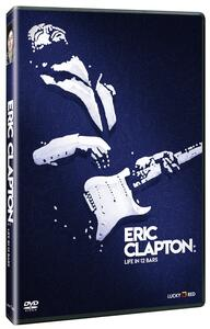 Eric Clapton. Life in 12 Bars (DVD) - DVD