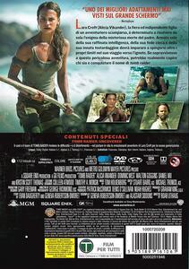 Tomb Raider (DVD) di Roar Uthaug - DVD - 7