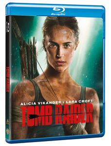 Tomb Raider (Blu-ray) di Roar Uthaug - Blu-ray