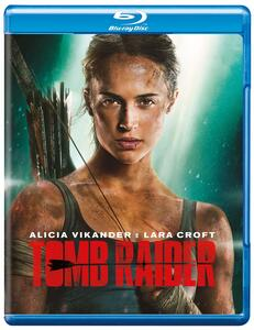 Tomb Raider (Blu-ray) di Roar Uthaug - Blu-ray - 2