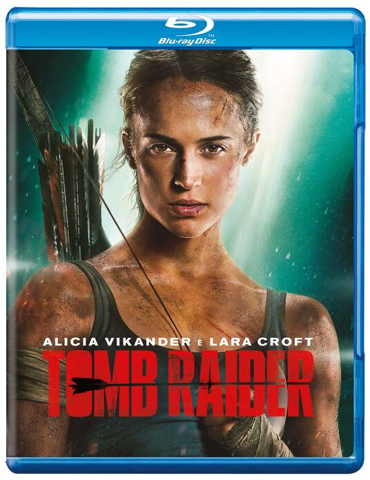 Tomb Raider (Blu-ray) di Roar Uthaug - Blu-ray - 2