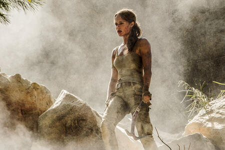 Tomb Raider (Blu-ray) di Roar Uthaug - Blu-ray - 4