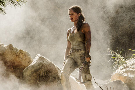 Tomb Raider (Blu-ray) di Roar Uthaug - Blu-ray - 4