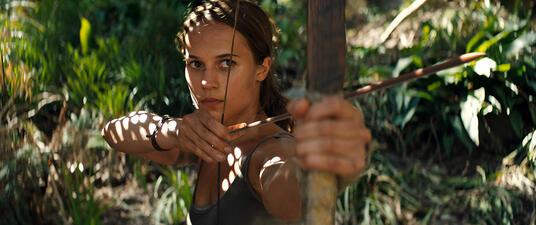 Tomb Raider (Blu-ray) di Roar Uthaug - Blu-ray - 5