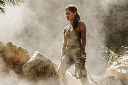 Tomb Raider (Blu-ray + Blu-ray 4K Ultra HD) di Roar Uthaug - Blu-ray + Blu-ray Ultra HD 4K - 4