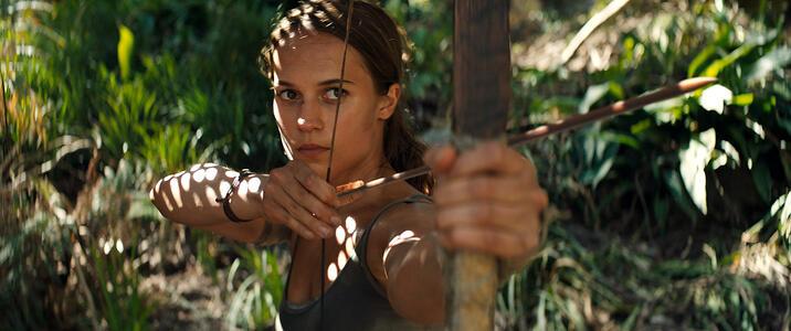 Tomb Raider (Blu-ray + Blu-ray 4K Ultra HD) di Roar Uthaug - Blu-ray + Blu-ray Ultra HD 4K - 5