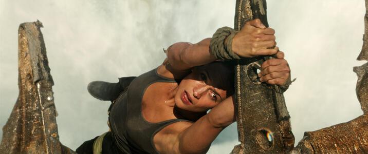 Tomb Raider (Blu-ray + Blu-ray 4K Ultra HD) di Roar Uthaug - Blu-ray + Blu-ray Ultra HD 4K - 6