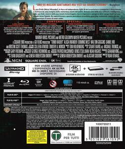 Tomb Raider (Blu-ray + Blu-ray 4K Ultra HD) di Roar Uthaug - Blu-ray + Blu-ray Ultra HD 4K - 7