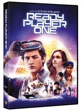 Film Ready Player One (DVD) Steven Spielberg