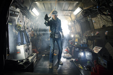 Ready Player One (DVD) di Steven Spielberg - DVD - 3