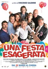 Film Una festa esagerata (DVD) Vincenzo Salemme