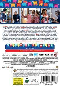 Una festa esagerata (DVD) di Vincenzo Salemme - DVD - 2