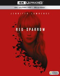 Red Sparrow (Blu-ray + Blu-ray 4K Ultra HD) di Francis Lawrence - Blu-ray + Blu-ray Ultra HD 4K - 2