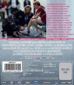 Tonya (Blu-ray) di Craig Gillespie - Blu-ray - 2