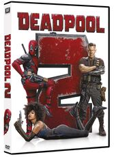Film Deadpool 2 (DVD) David Leitch