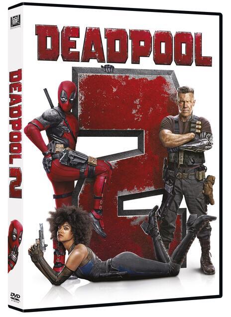 Deadpool 2 (DVD) di David Leitch - DVD