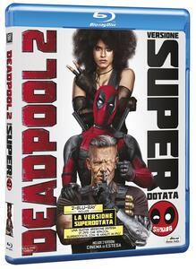 Deadpool 2. Versione superdotata (2 Blu-ray) di David Leitch - Blu-ray