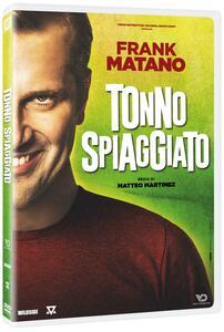Tonno spiaggiato (DVD) di Matteo Martinez - DVD