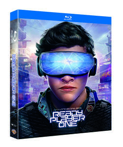 Ready Player One. Edizione Lenticular O-Ring (Blu-ray) di Steven Spielberg - Blu-ray