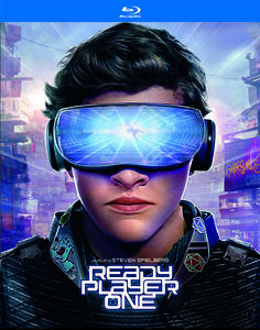 Ready Player One. Edizione Lenticular O-Ring (Blu-ray) di Steven Spielberg - Blu-ray - 2