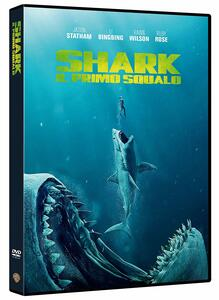 Shark. Il primo squalo (DVD) di Jon Turteltaub - DVD