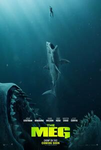 Shark. Il primo squalo (Blu-ray) di Jon Turteltaub - Blu-ray