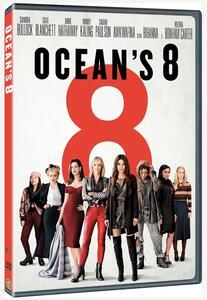 Ocean's Eight (DVD) di Gary Ross - DVD